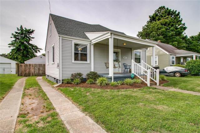 3607 Kingman Ave, Portsmouth, VA 23707 (MLS #10264563) :: Chantel Ray Real Estate