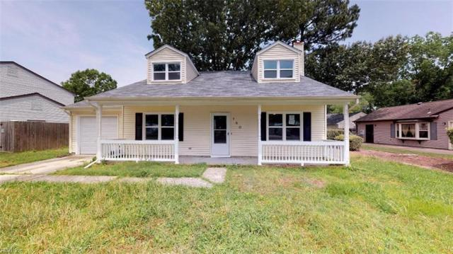 160 Fairmont Dr, Hampton, VA 23666 (MLS #10264652) :: Chantel Ray Real Estate