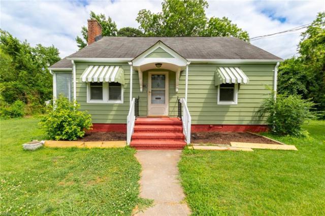124 Frissell St, Hampton, VA 23663 (#10264657) :: Berkshire Hathaway HomeServices Towne Realty