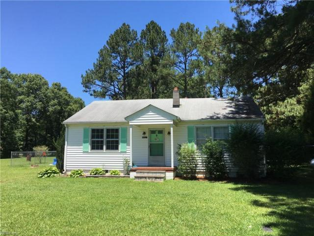 18127 Owen St, Southampton County, VA 23827 (#10264799) :: Austin James Realty LLC