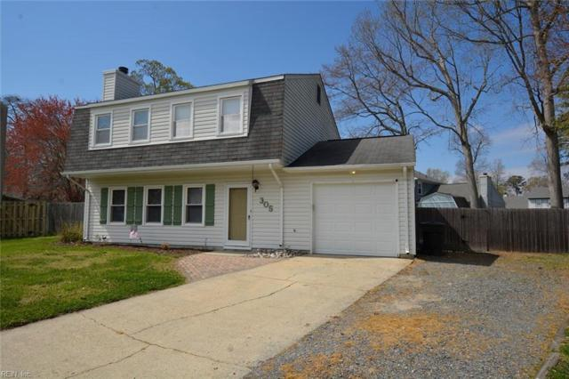 305 Lampros Ct, Hampton, VA 23666 (MLS #10265095) :: Chantel Ray Real Estate