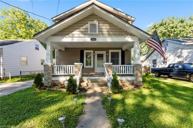 1534 Norcova Ave, Norfolk, VA 23502 (#10265159) :: Abbitt Realty Co.
