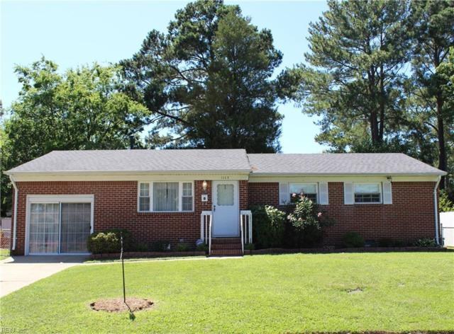 1112 Tatem Ave, Portsmouth, VA 23701 (MLS #10265224) :: Chantel Ray Real Estate