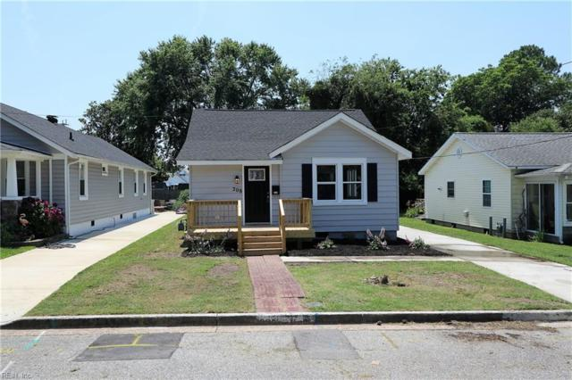 208 E Cummings Ave, Hampton, VA 23663 (#10265311) :: Berkshire Hathaway HomeServices Towne Realty