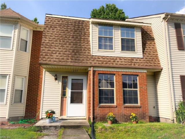 1249 Corkwood Cir, Chesapeake, VA 23320 (#10265365) :: Abbitt Realty Co.