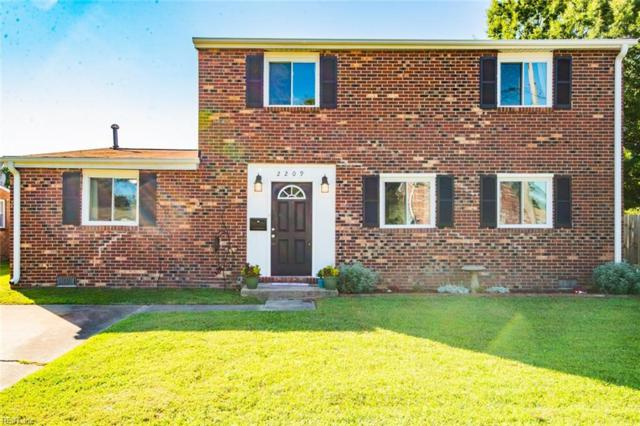 2209 Rawood Dr, Hampton, VA 23663 (#10265424) :: Berkshire Hathaway HomeServices Towne Realty