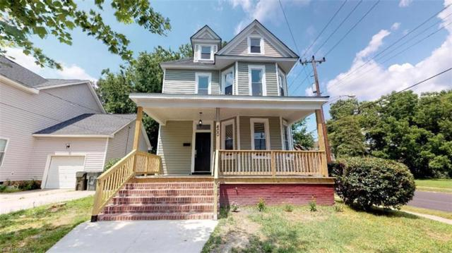 400 29th St, Norfolk, VA 23508 (MLS #10265459) :: Chantel Ray Real Estate