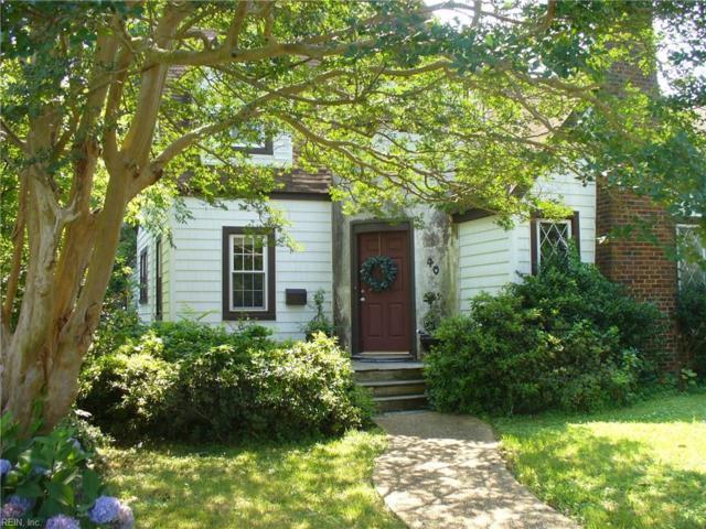 40 Manteo Ave, Hampton, VA 23661 (#10265467) :: Atlantic Sotheby's International Realty
