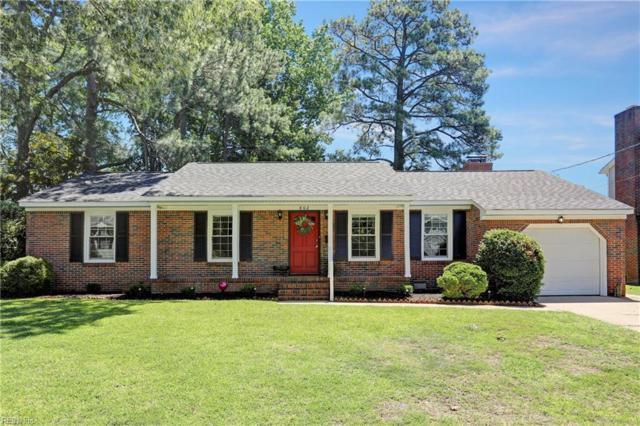 802 Roberto Dr, Newport News, VA 23601 (MLS #10265569) :: Chantel Ray Real Estate