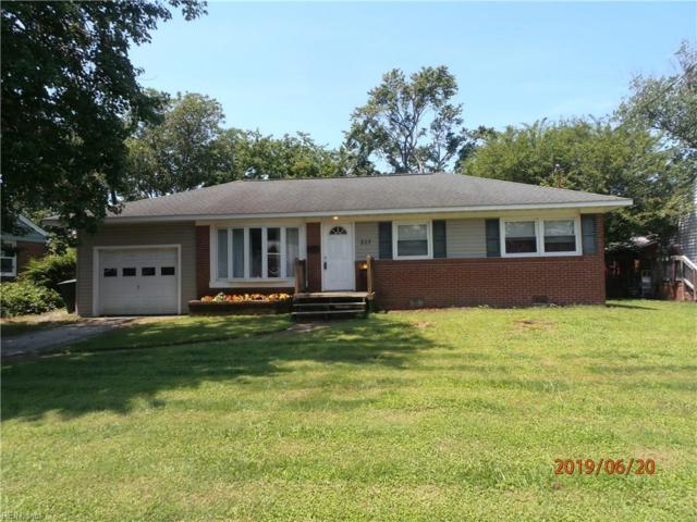 217 Avon Rd, Hampton, VA 23666 (#10265650) :: Abbitt Realty Co.