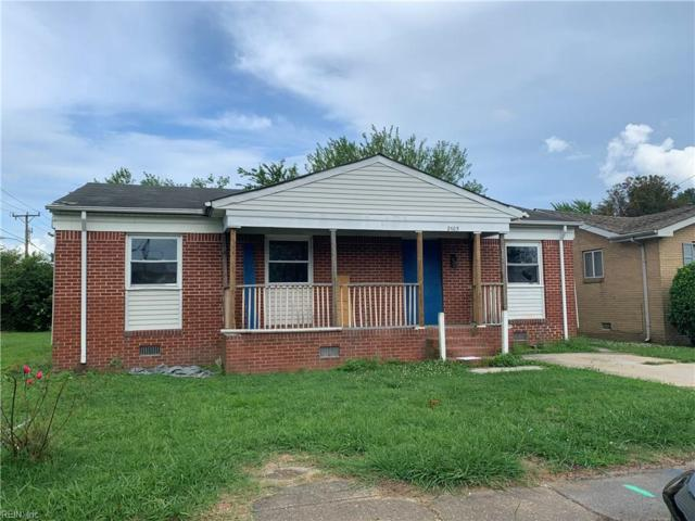 2505 Effingham St, Portsmouth, VA 23704 (MLS #10265676) :: Chantel Ray Real Estate