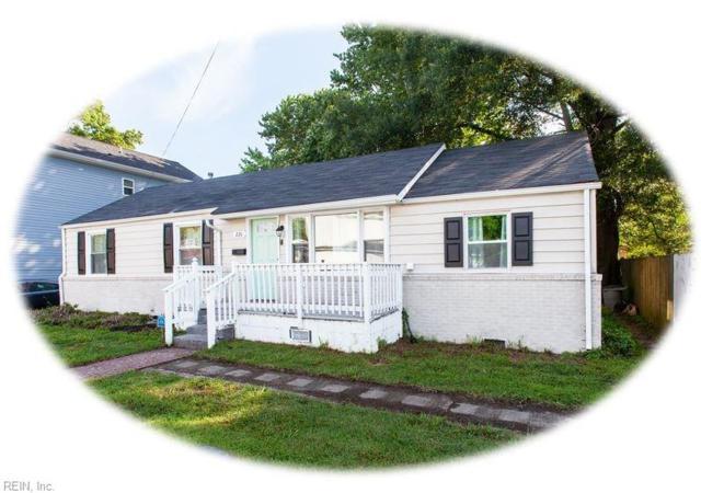 220 W Taylor Ave, Hampton, VA 23663 (#10265694) :: Abbitt Realty Co.