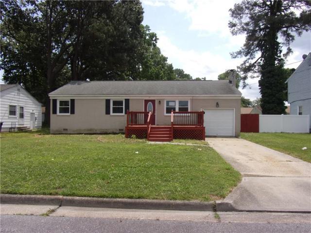21 Myra Dr, Hampton, VA 23661 (#10265736) :: Abbitt Realty Co.