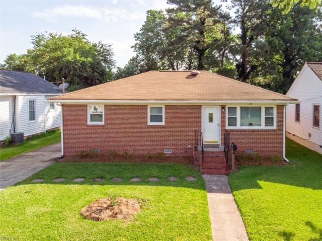 24 W Hygeia Ave, Hampton, VA 23663 (#10265750) :: Abbitt Realty Co.