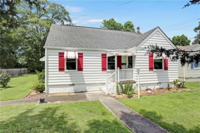 1 Oxford Ter, Hampton, VA 23661 (#10265791) :: Abbitt Realty Co.