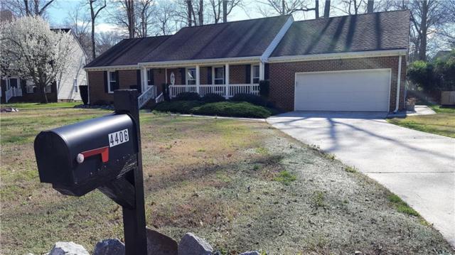 4406 Foxwood Pl, Suffolk, VA 23435 (MLS #10265826) :: Chantel Ray Real Estate