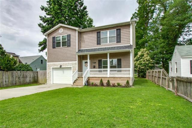 323 Algonquin Rd, Hampton, VA 23661 (#10265851) :: Abbitt Realty Co.