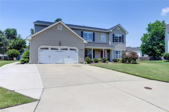 1719 Piazza Pl, Hampton, VA 23666 (MLS #10265866) :: Chantel Ray Real Estate