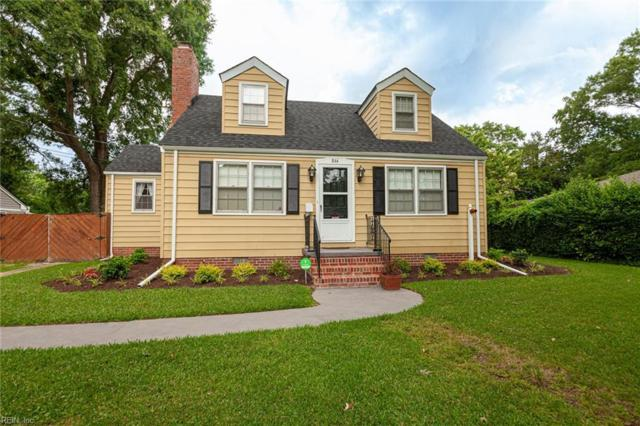 844 Alma Dr, Norfolk, VA 23518 (#10265922) :: RE/MAX Alliance
