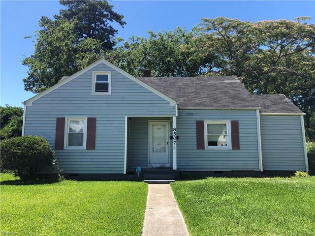 8507 Chapin St, Norfolk, VA 23503 (#10265945) :: The Kris Weaver Real Estate Team