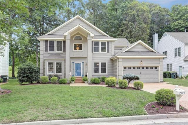 209 E Wedgwood Dr, York County, VA 23693 (#10265948) :: AMW Real Estate