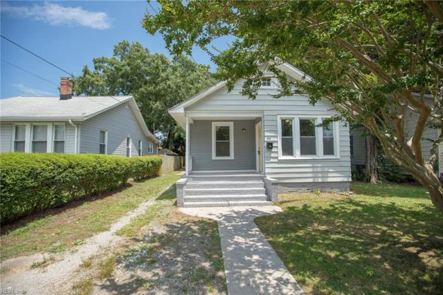 516 Chesterfield Rd, Hampton, VA 23661 (#10266161) :: Abbitt Realty Co.