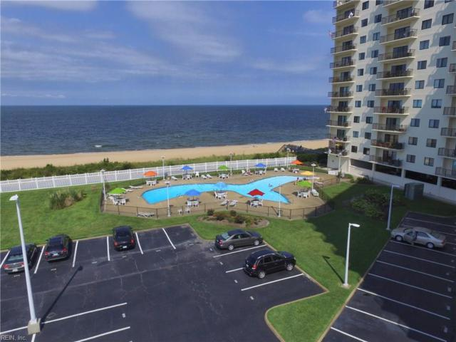 100 E Ocean View Ave #908, Norfolk, VA 23503 (#10266375) :: Upscale Avenues Realty Group