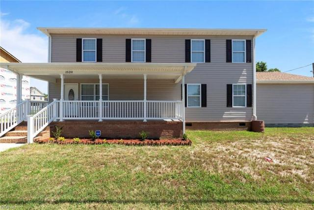 1520 E Indian River Rd, Norfolk, VA 23523 (MLS #10266391) :: Chantel Ray Real Estate