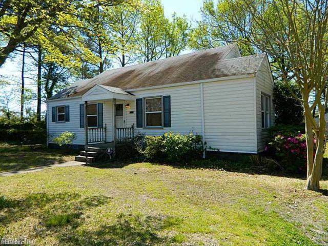 222 Edison Ave, Portsmouth, VA 23702 (#10266418) :: Atlantic Sotheby's International Realty