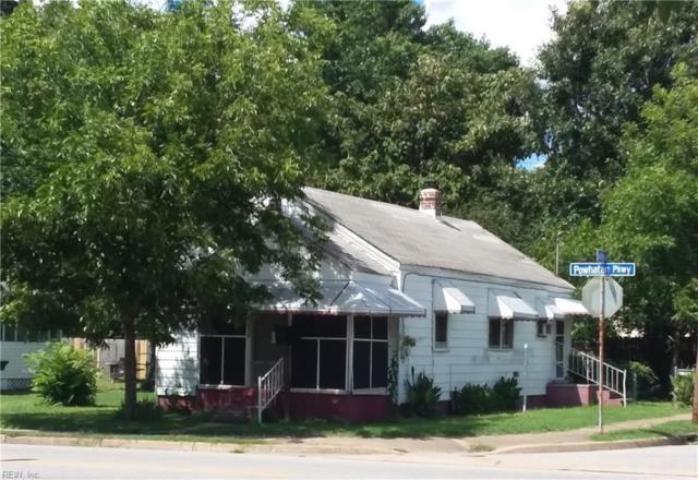 802 Powhatan Pw, Hampton, VA 23661 (#10266450) :: Kristie Weaver, REALTOR