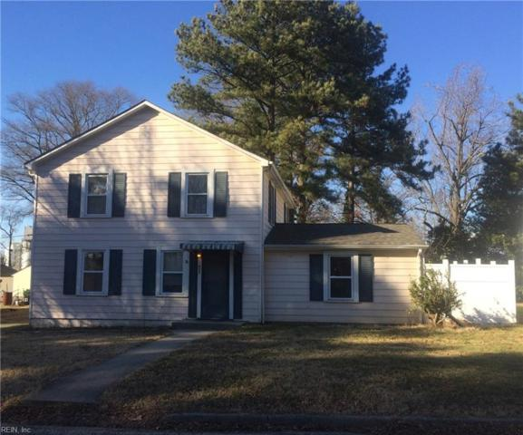 1703 Lee St, King William County, VA 23181 (#10266502) :: Rocket Real Estate