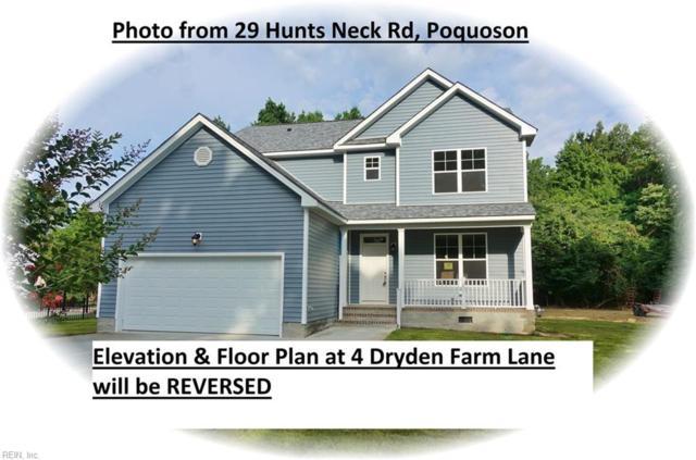 4 Dryden Farm Ln, Poquoson, VA 23662 (#10266559) :: Atlantic Sotheby's International Realty
