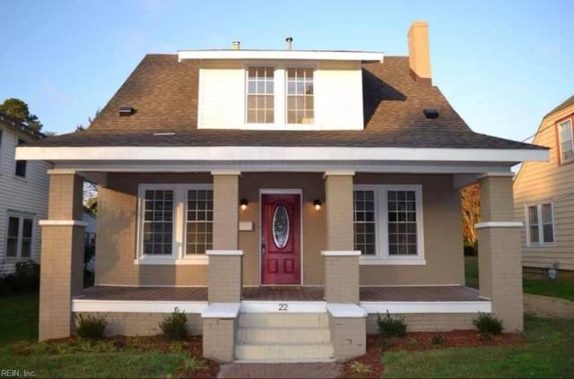 22 Claremont Ave, Hampton, VA 23661 (#10266702) :: Atlantic Sotheby's International Realty