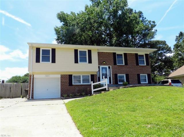 525 Turtle Cove Rd, Virginia Beach, VA 23452 (#10266841) :: Berkshire Hathaway HomeServices Towne Realty