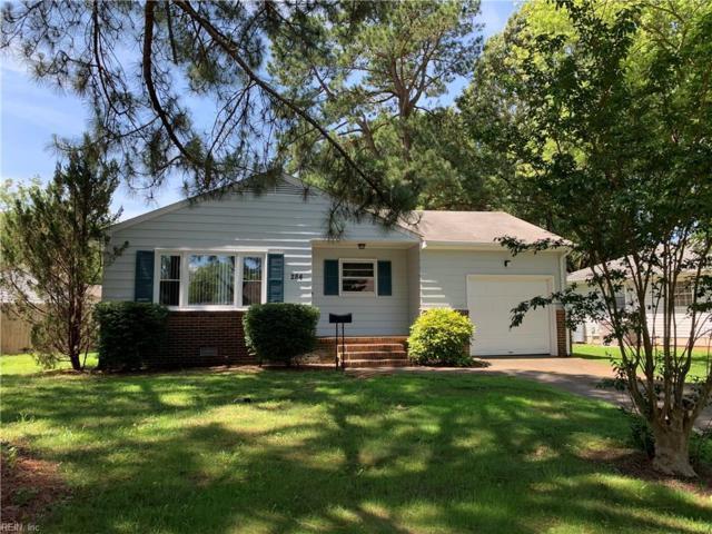 284 Exeter Rd, Newport News, VA 23602 (#10266893) :: Abbitt Realty Co.