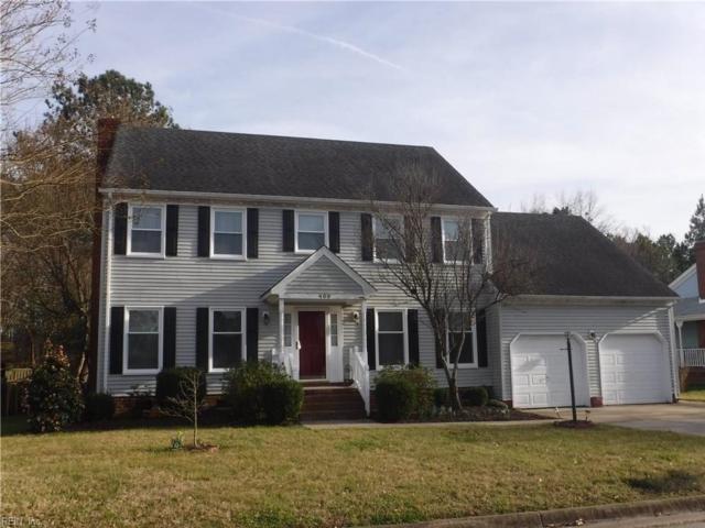 409 Granada Dr, Chesapeake, VA 23322 (MLS #10266915) :: Chantel Ray Real Estate