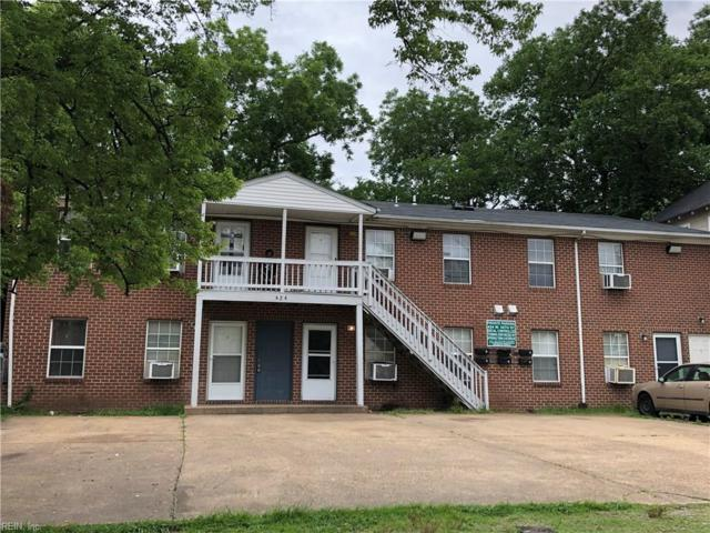 424 W 34th St W, Norfolk, VA 23508 (#10266970) :: The Kris Weaver Real Estate Team