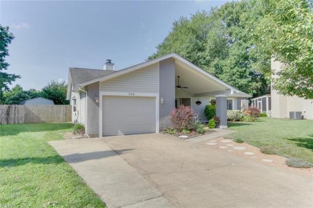 789 Deer Lake Dr, Virginia Beach, VA 23462 (MLS #10267224) :: Chantel Ray Real Estate