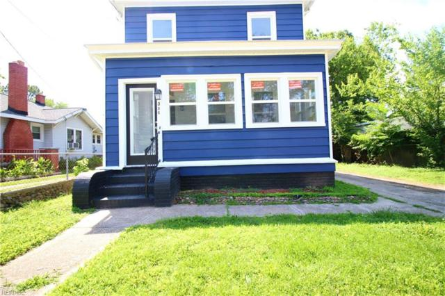 306 N Mallory St, Hampton, VA 23663 (MLS #10267421) :: Chantel Ray Real Estate