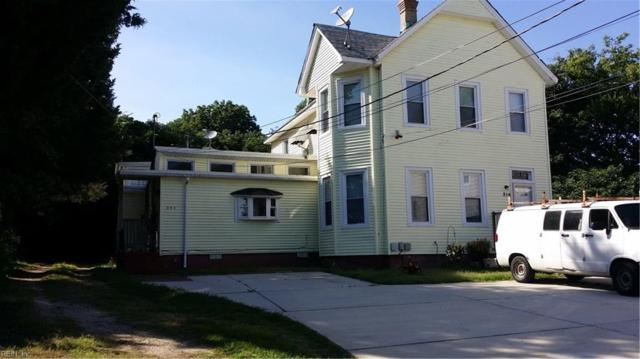 214 S Willard Ave, Hampton, VA 23663 (#10267433) :: Abbitt Realty Co.
