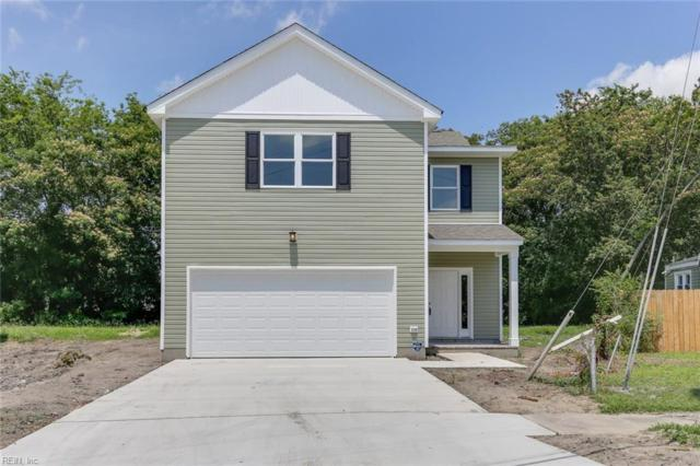 3204 Armistead Dr, Portsmouth, VA 23704 (MLS #10267535) :: Chantel Ray Real Estate