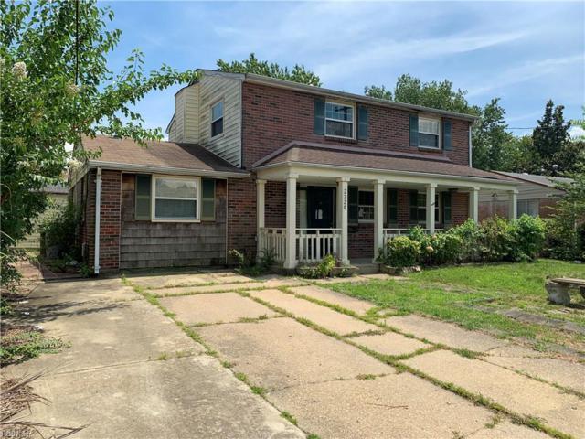 2220 Andrews Blvd, Hampton, VA 23664 (#10267641) :: Abbitt Realty Co.