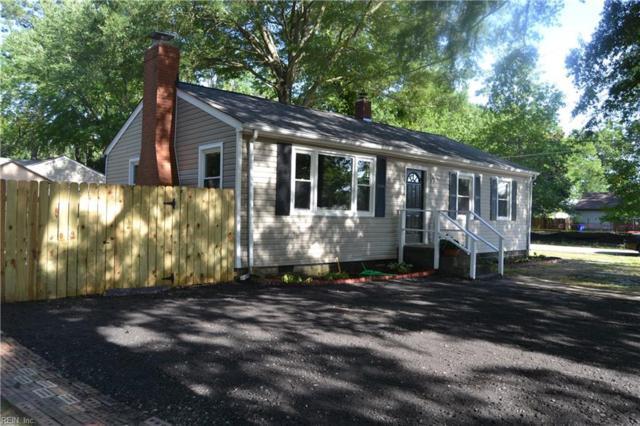 3521 Tyre Neck Rd, Portsmouth, VA 23703 (MLS #10267985) :: Chantel Ray Real Estate