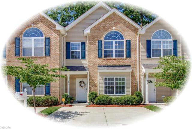 497 Old Colonial Way, Newport News, VA 23608 (MLS #10268277) :: Chantel Ray Real Estate