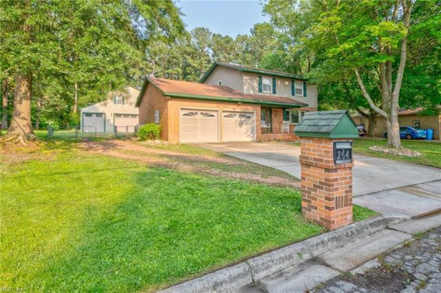 264 Haviland Rd, Chesapeake, VA 23320 (#10268326) :: Abbitt Realty Co.