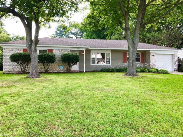604 Sandy Springs Ln, Virginia Beach, VA 23452 (MLS #10268558) :: Chantel Ray Real Estate