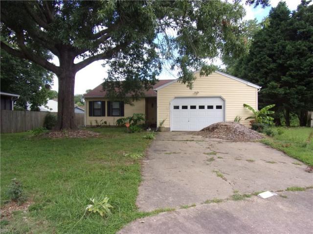 7 Woody Cir, Hampton, VA 23669 (#10268577) :: Abbitt Realty Co.