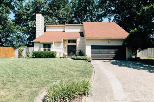 16 Overlook Ct, Hampton, VA 23669 (#10268678) :: Berkshire Hathaway HomeServices Towne Realty