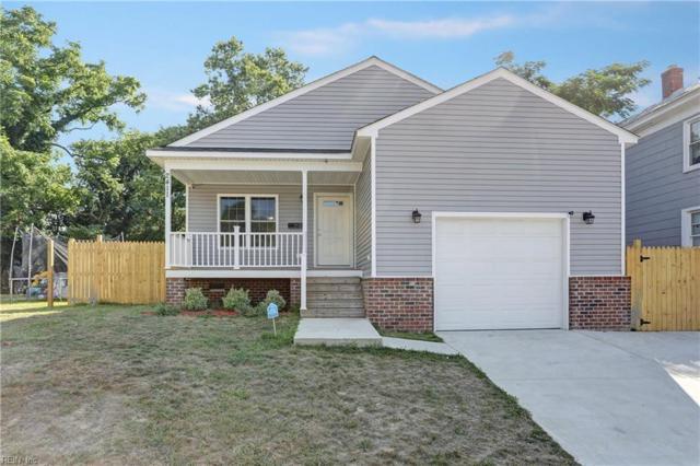 2411 Oak Ave, Newport News, VA 23607 (#10268741) :: Austin James Realty LLC