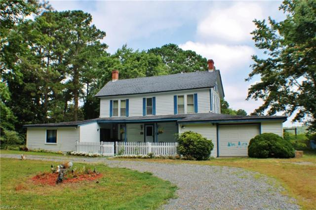 887 Horn Harbor Ave, Mathews County, VA 23125 (#10268777) :: Kristie Weaver, REALTOR